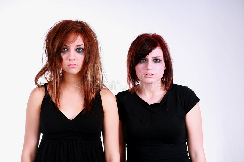 Download Zombies stock photo. Image of funky, adolescence, female - 4909528