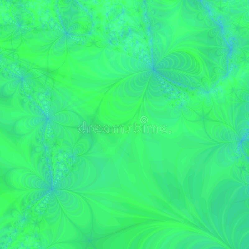 Zomerse groene achtergrond stock foto's