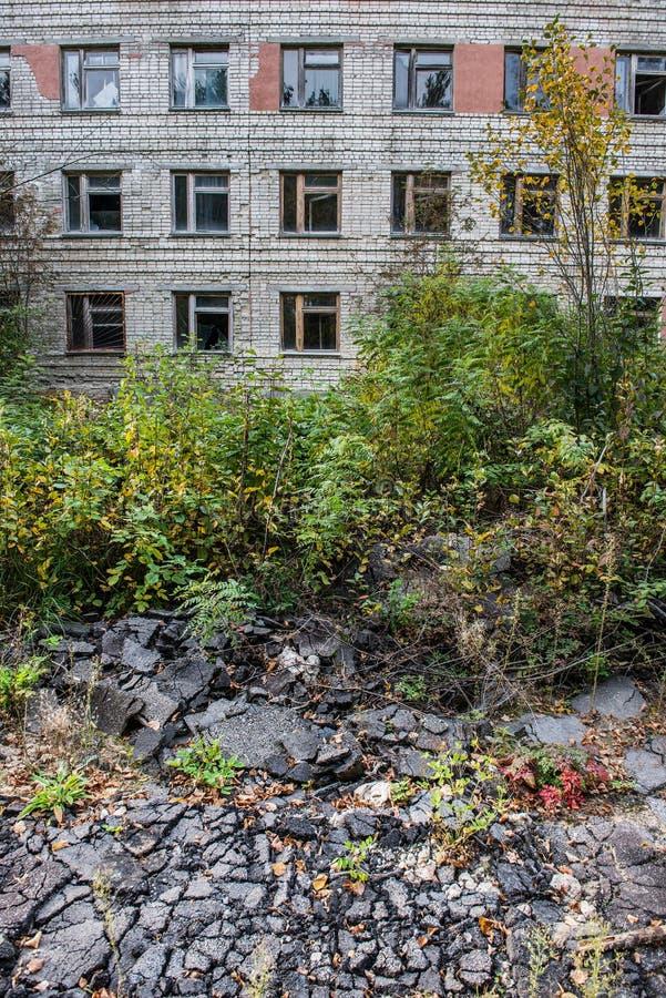 Zona de Chernobyl fotografia de stock royalty free