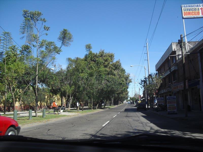Zona 3 de Guatemala City, Amérique Centrale photographie stock libre de droits