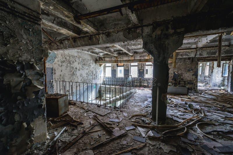 Zona di alienazione fotografie stock libere da diritti