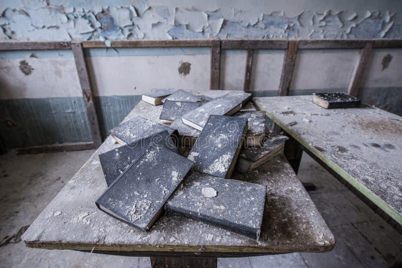 Zona di Cernobyl fotografia stock libera da diritti