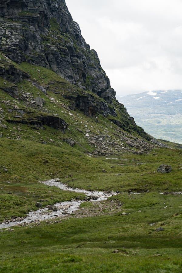 Zona di montagna immagine stock libera da diritti