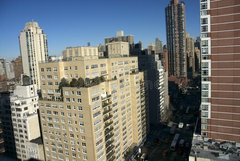 Zona leste superior, New York City foto de stock