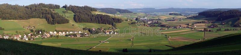 Zona rural imagen de archivo libre de regalías