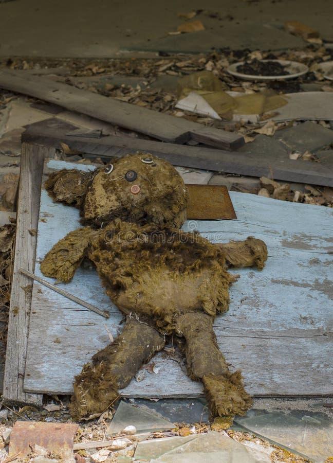Zone d'exclusion de Chernobyl photographie stock