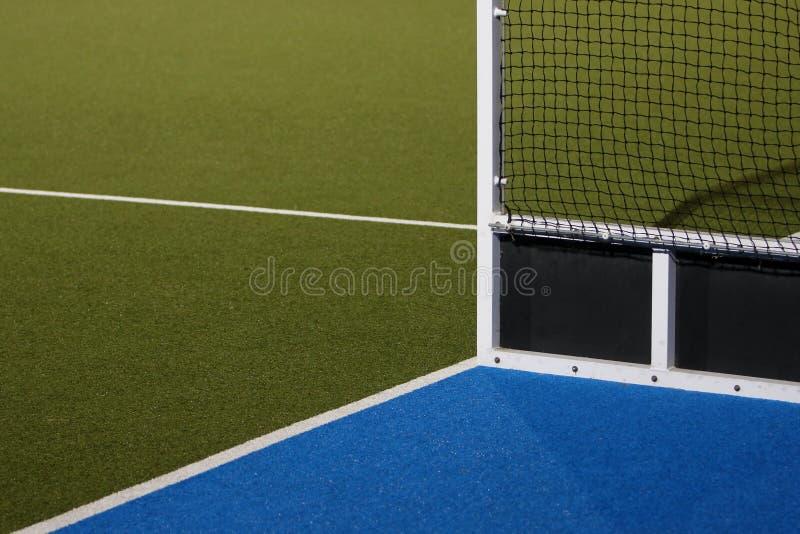Zone d'hockey de gazon d'Astro image libre de droits
