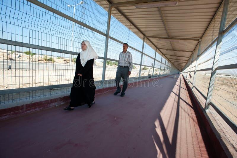 Zone de cadre de Gaza photographie stock