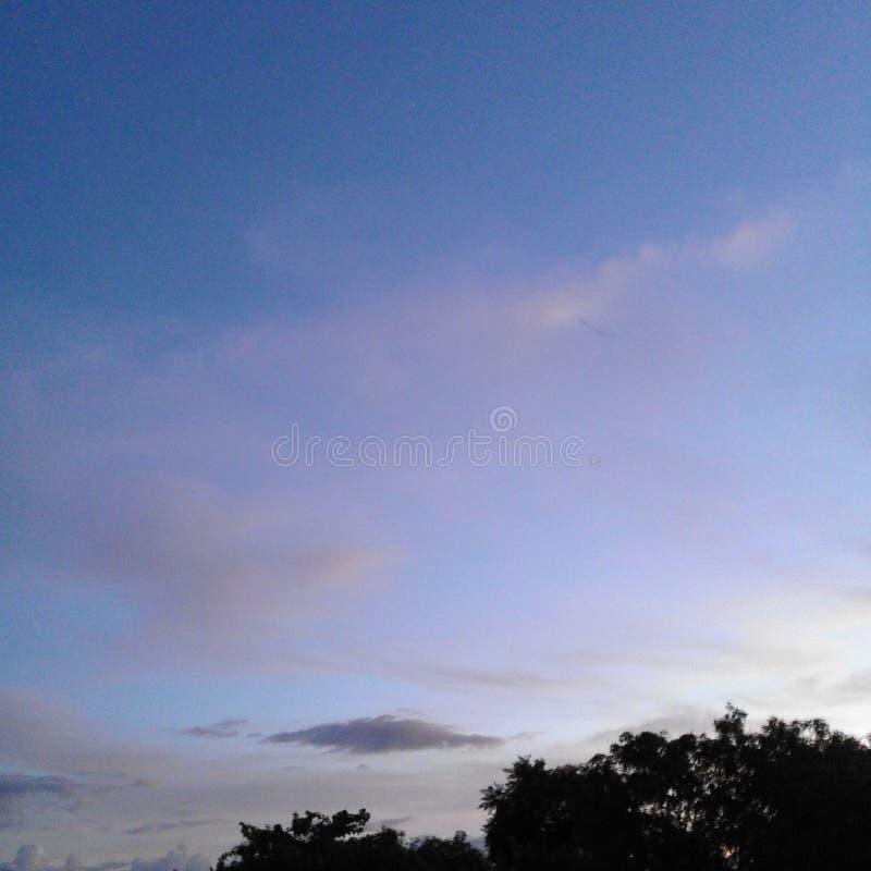 Zone de ciel images stock