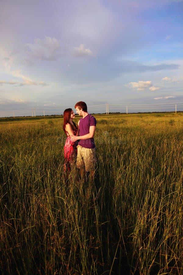 zone de couples photos libres de droits