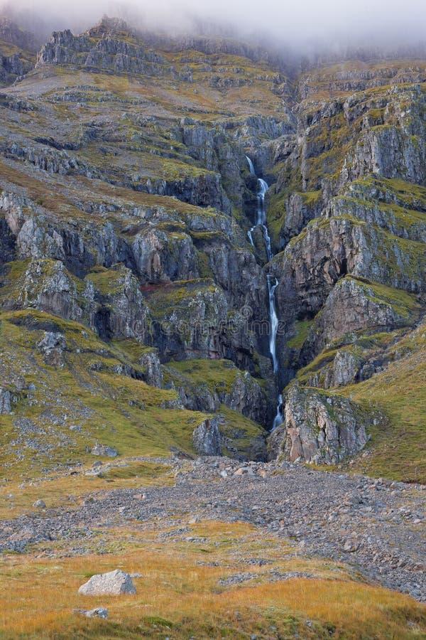 Zone du sud, Islande image libre de droits