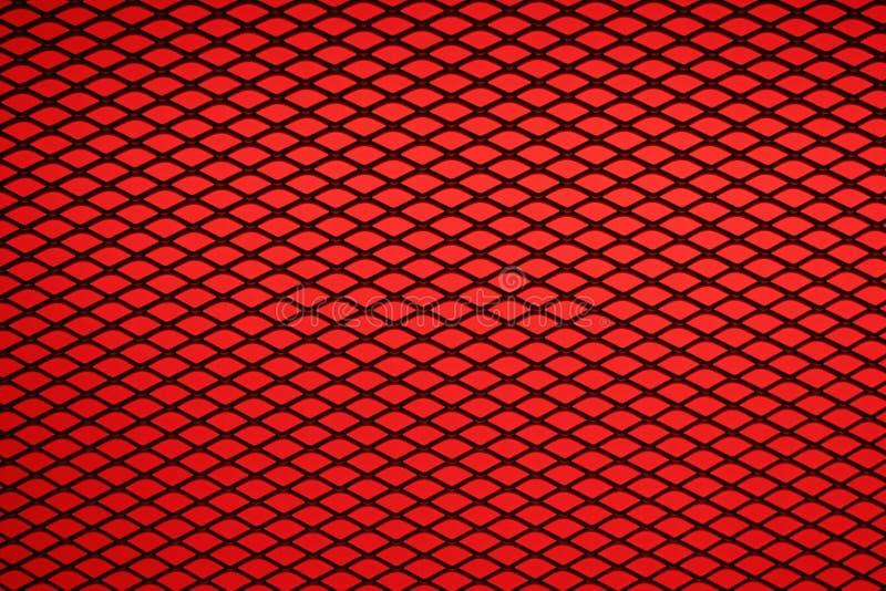 Zone rouge photos libres de droits