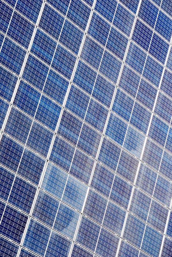 Zonne-energie royalty-vrije stock foto