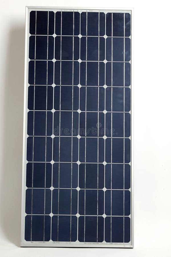 Zonne-energiemodule stock foto