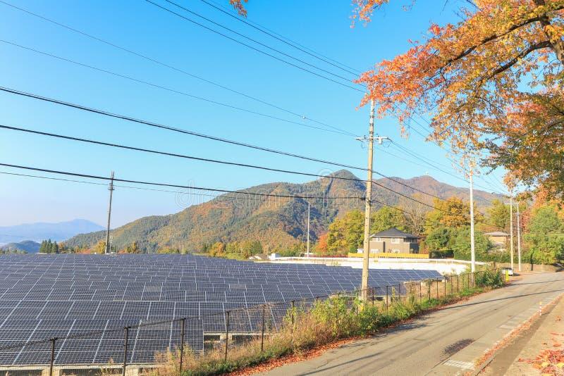 Download Zonnemachtspanelen, Photovoltaic Modules Voor Innovatie Groene En Stock Foto - Afbeelding bestaande uit energie, elektro: 107705720
