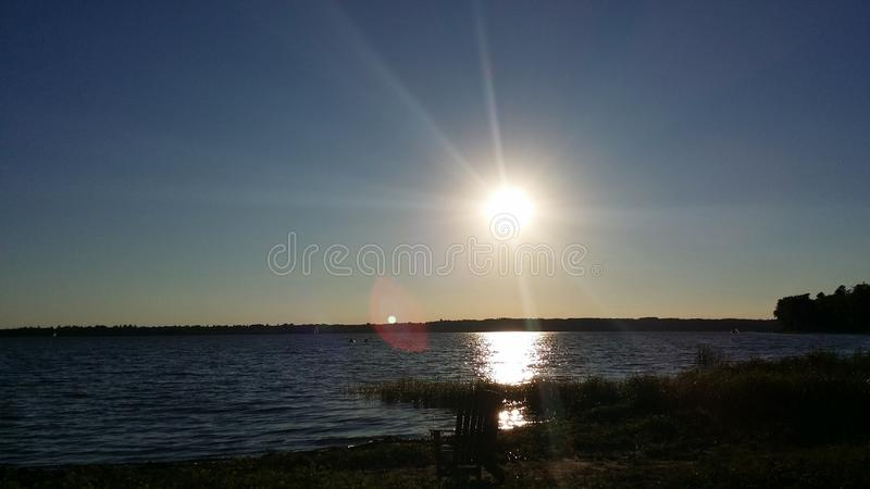 zonneschijn stock fotografie