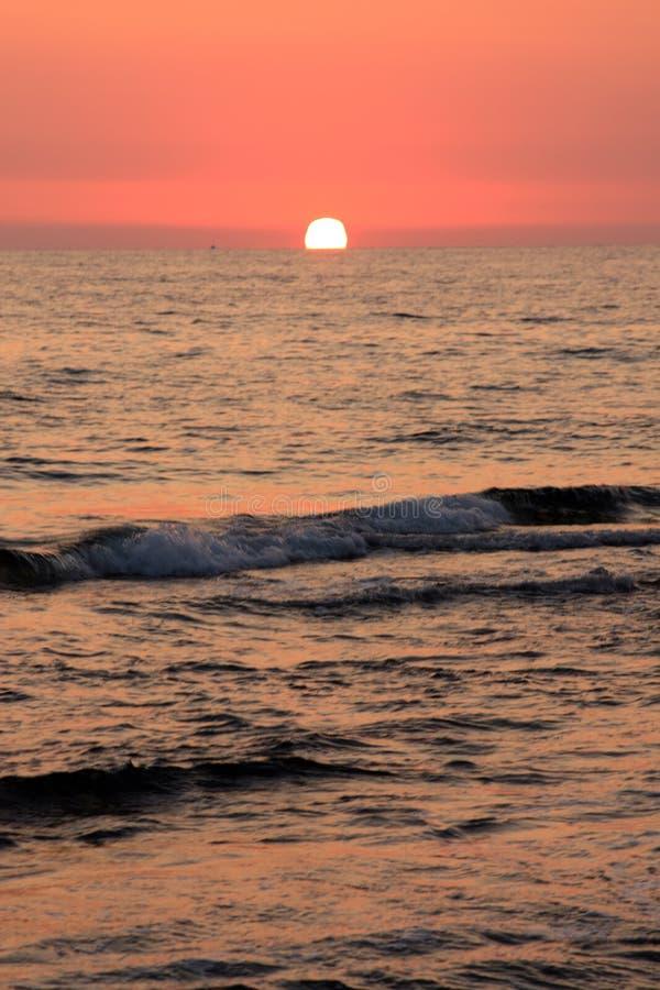 Download Zonsondergang stock foto. Afbeelding bestaande uit zand - 10779310