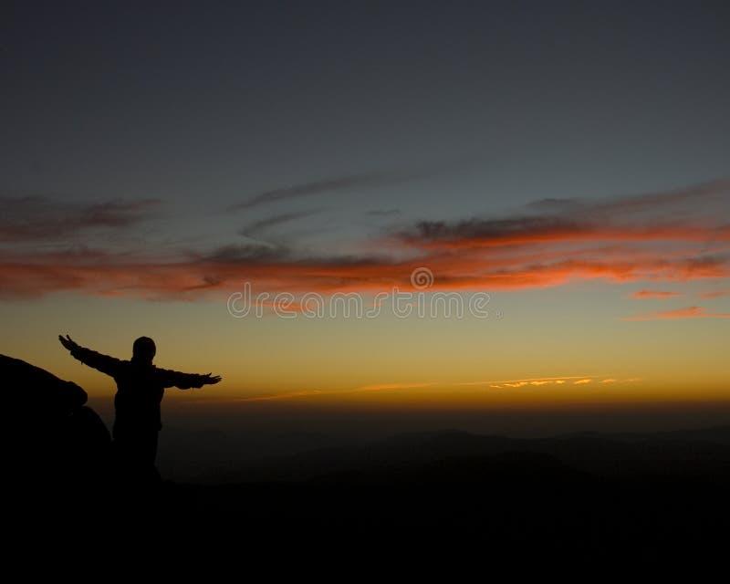 Download Zonsondergang stock foto. Afbeelding bestaande uit nave - 54076488