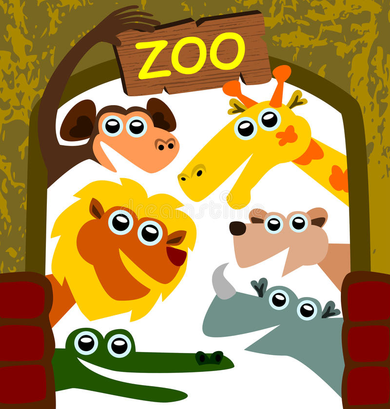 Free Zoo Stock Photography - 23973782
