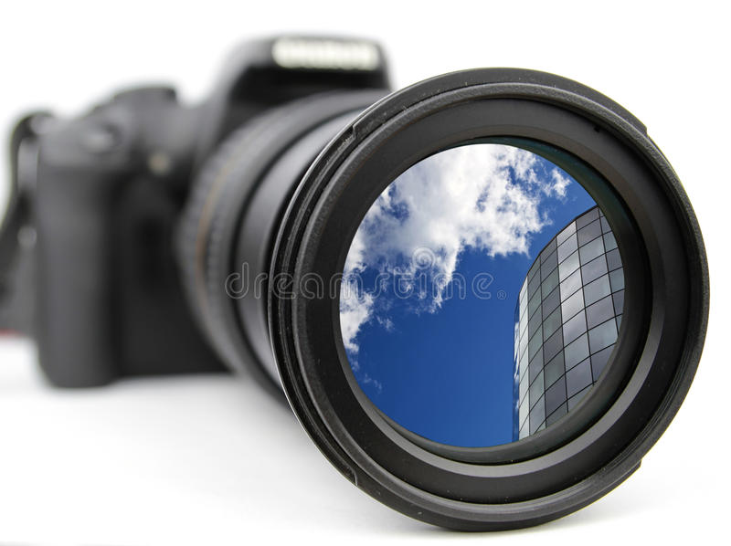 Zoom In Stock Photography