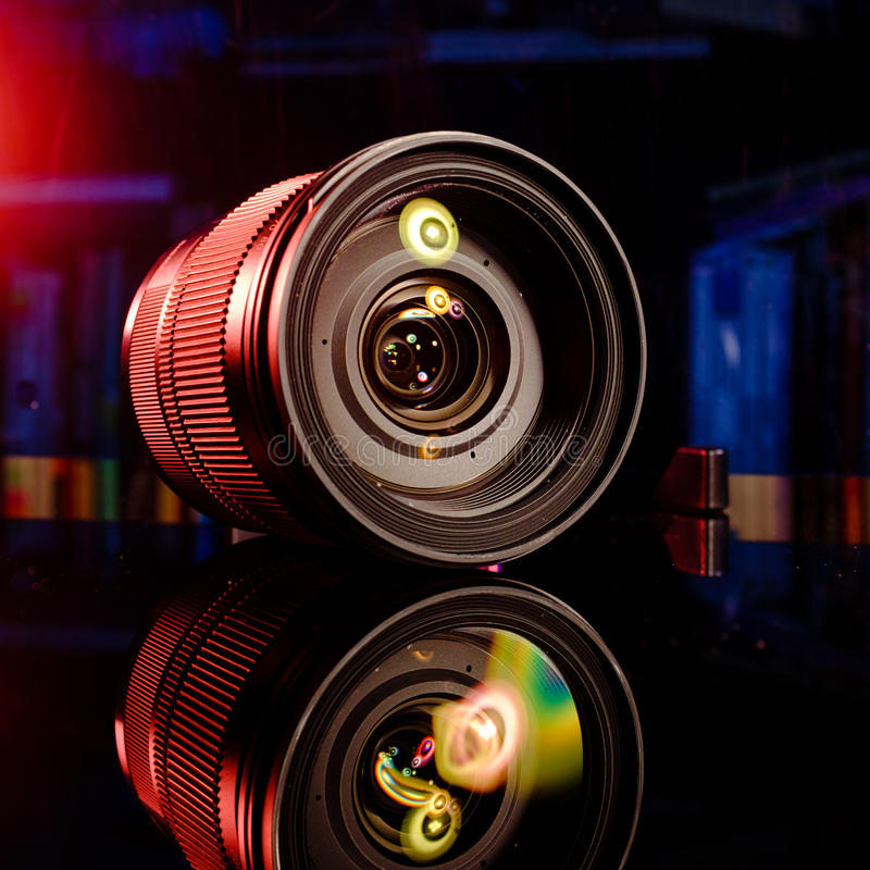 Zoom fotografia stock libera da diritti