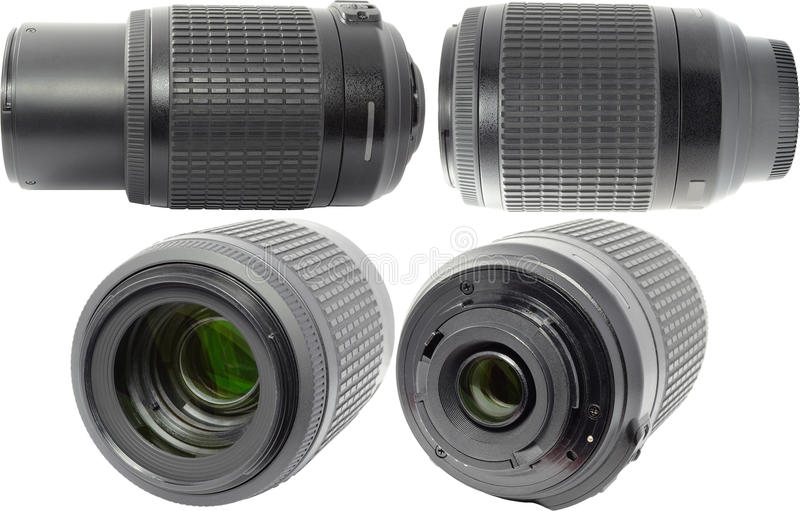 Zoom Lens stock photos
