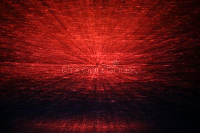 Zoom rojo abstracto imagenes de archivo