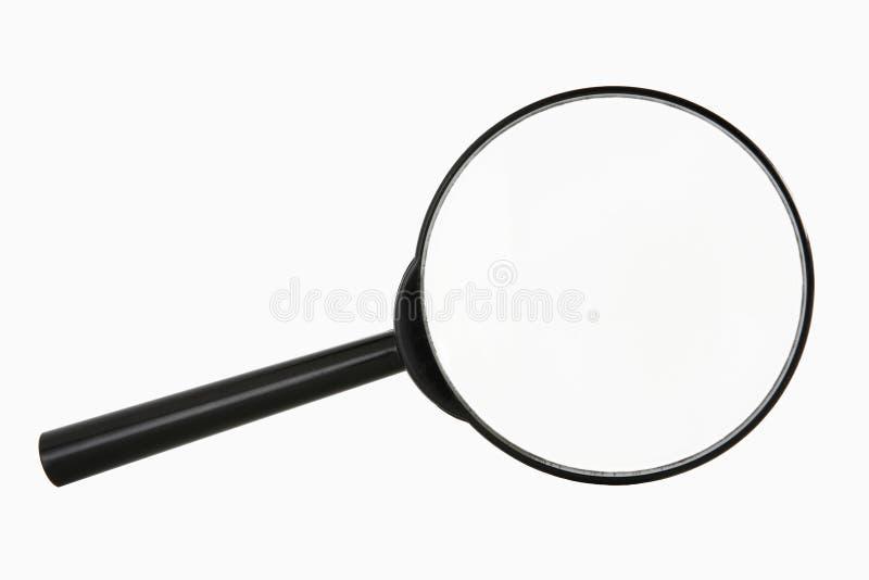 zoom symbolem obrazy stock