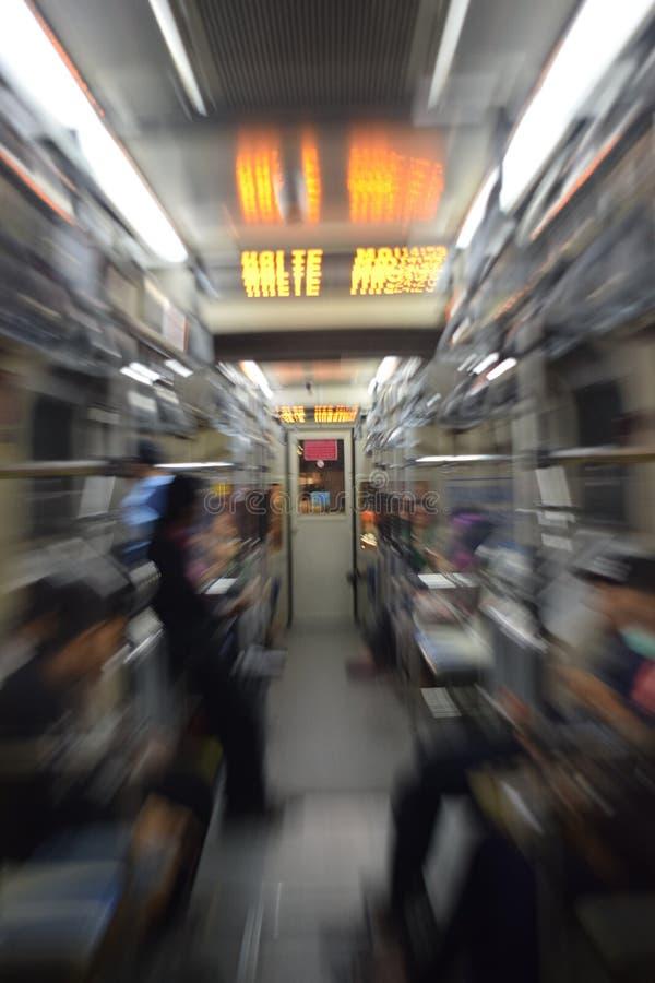 Zoomexplosion stockbild