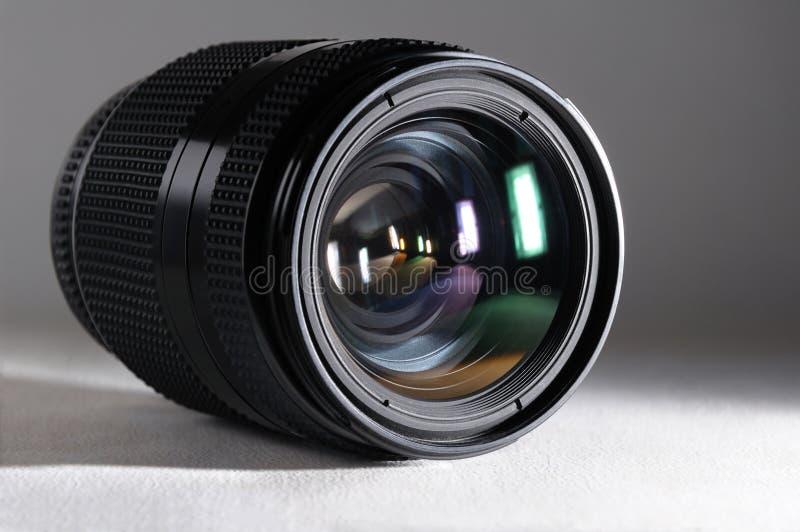Zoomobjektiv stockbilder