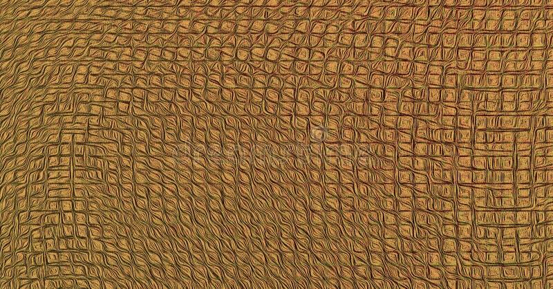 Zoomu wzór ilustracja wektor