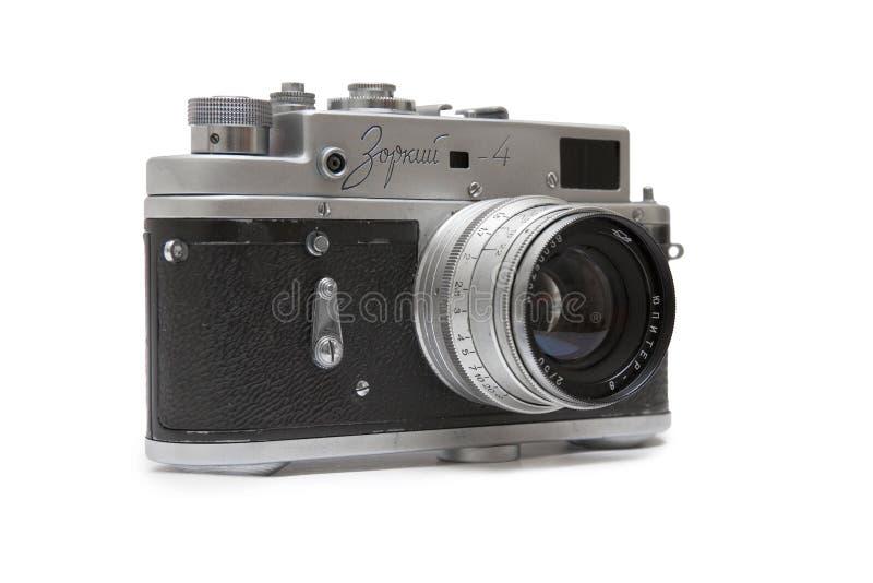 Zorki 4 kamera fotografia stock