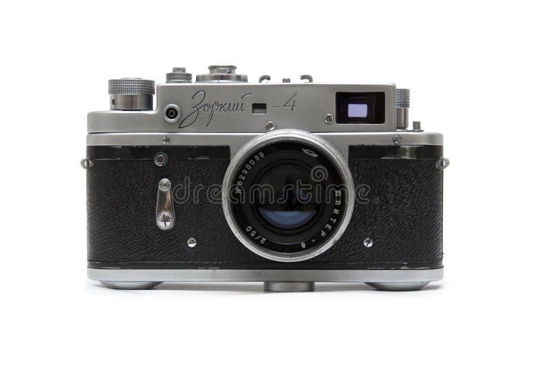 Zorki 4 kamera obraz royalty free