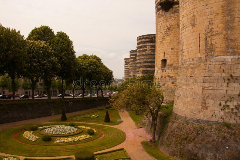 Zorn-Chateau lizenzfreies stockfoto