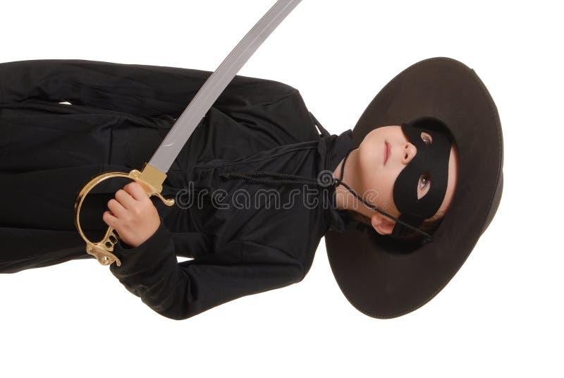 Zorro du vieil ouest 7 photos stock