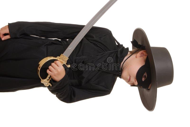 Zorro du vieil ouest 8 images stock