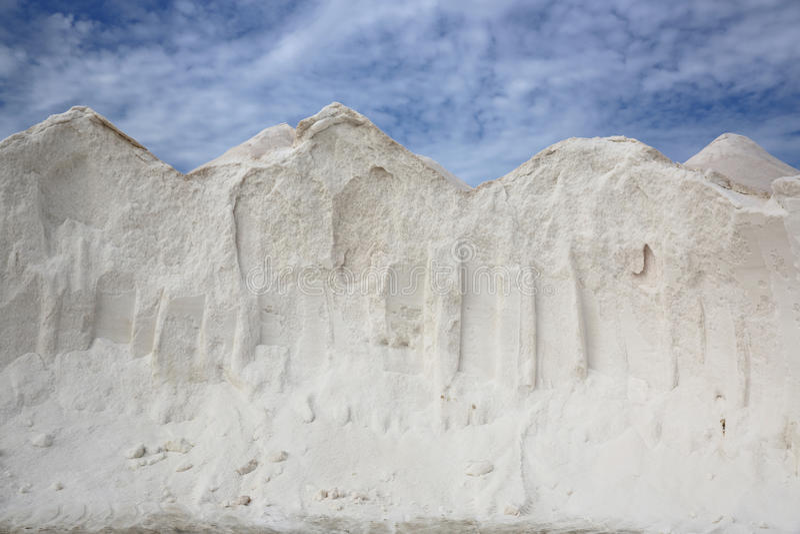 zout stock foto