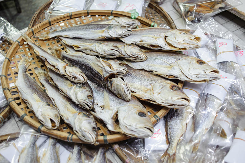 Zoute vissen royalty-vrije stock foto's