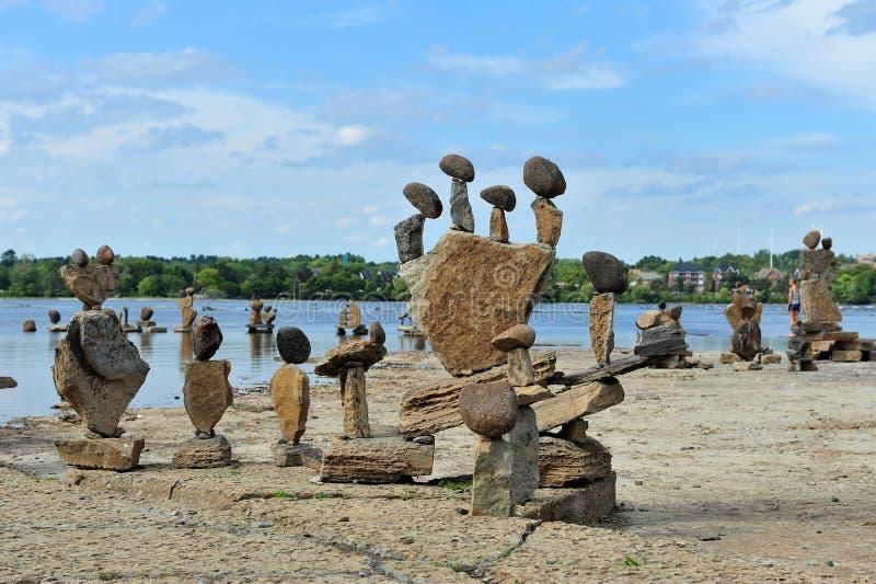 Zrównoważona Ottawa Sztuka Bawi Światowy Międzynarodowy Festi obrazy stock