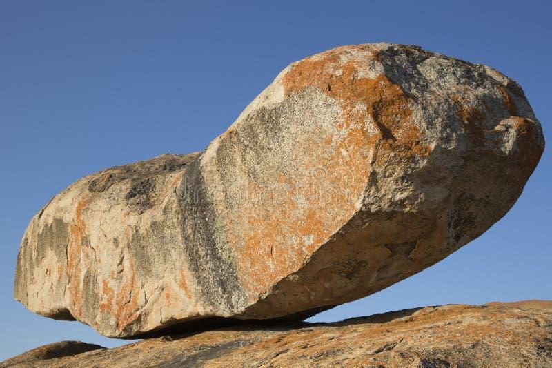 zrównoważyć kamień zdjęcie stock
