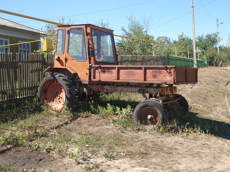 Zsrr du Belarus T16M Tipper photo libre de droits