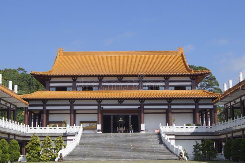 Zu Lai Temple stockbild