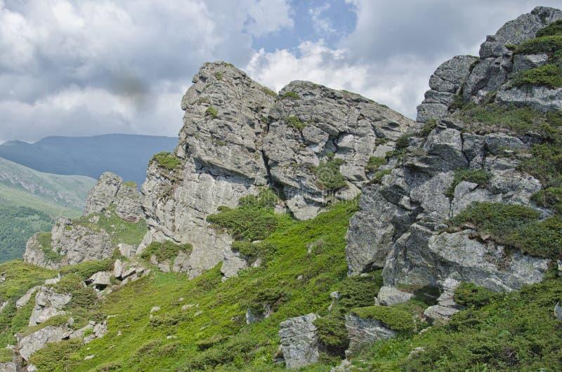 Zub Babin - planina Stara, Сербия стоковые изображения