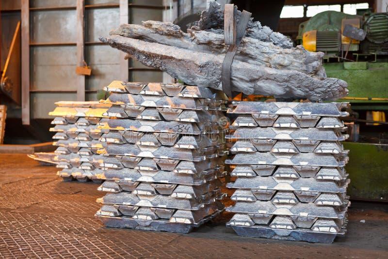 Zubehör Aluminium lizenzfreies stockbild