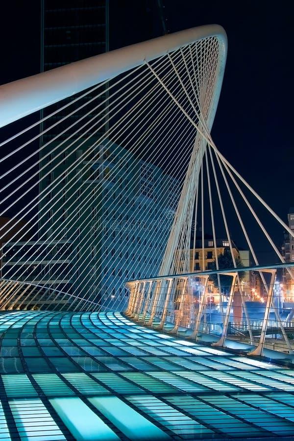 ZubiZuri Brücke lizenzfreie stockfotografie