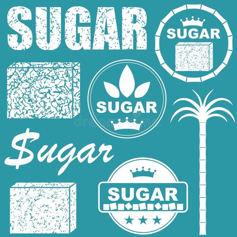 zucchero royalty illustrazione gratis