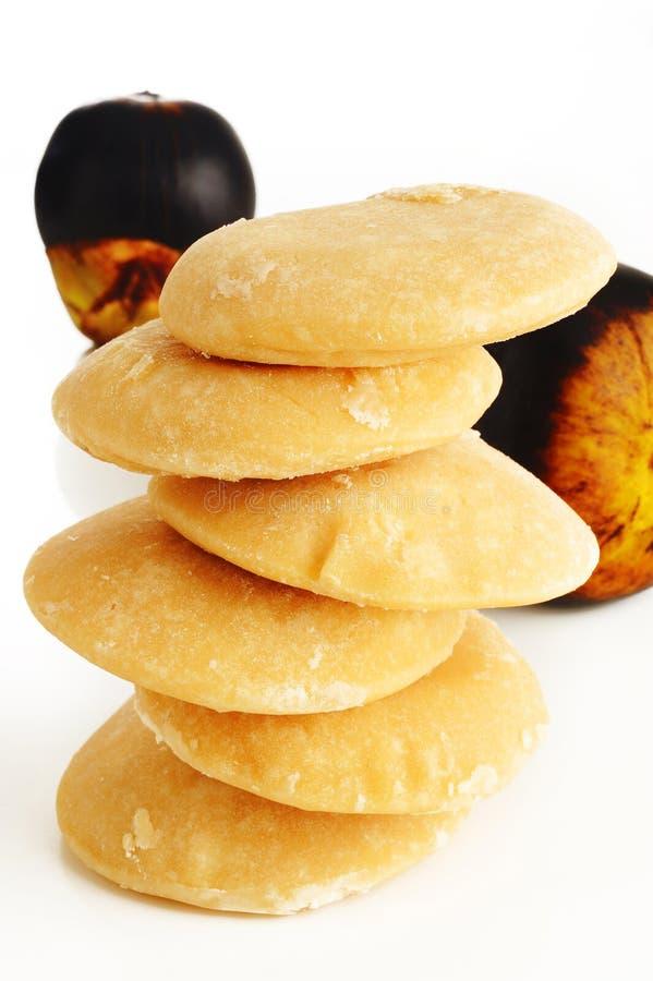 Zucchero di palma immagini stock libere da diritti