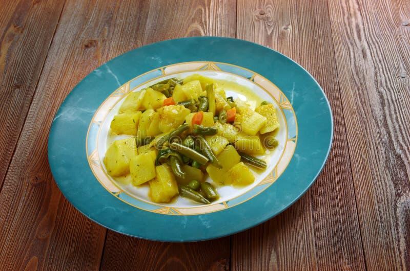 Zucchine w umido zdjęcia royalty free