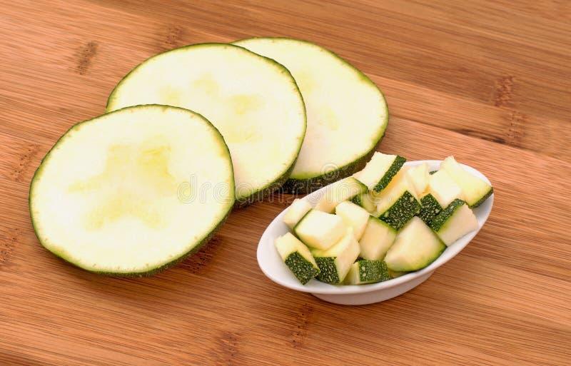 zucchini stockfoto