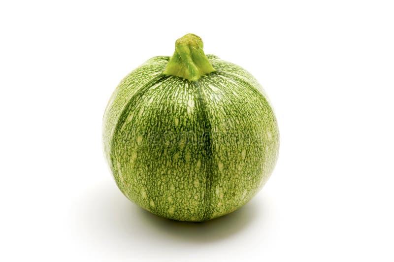 Zucchini rotondo immagini stock